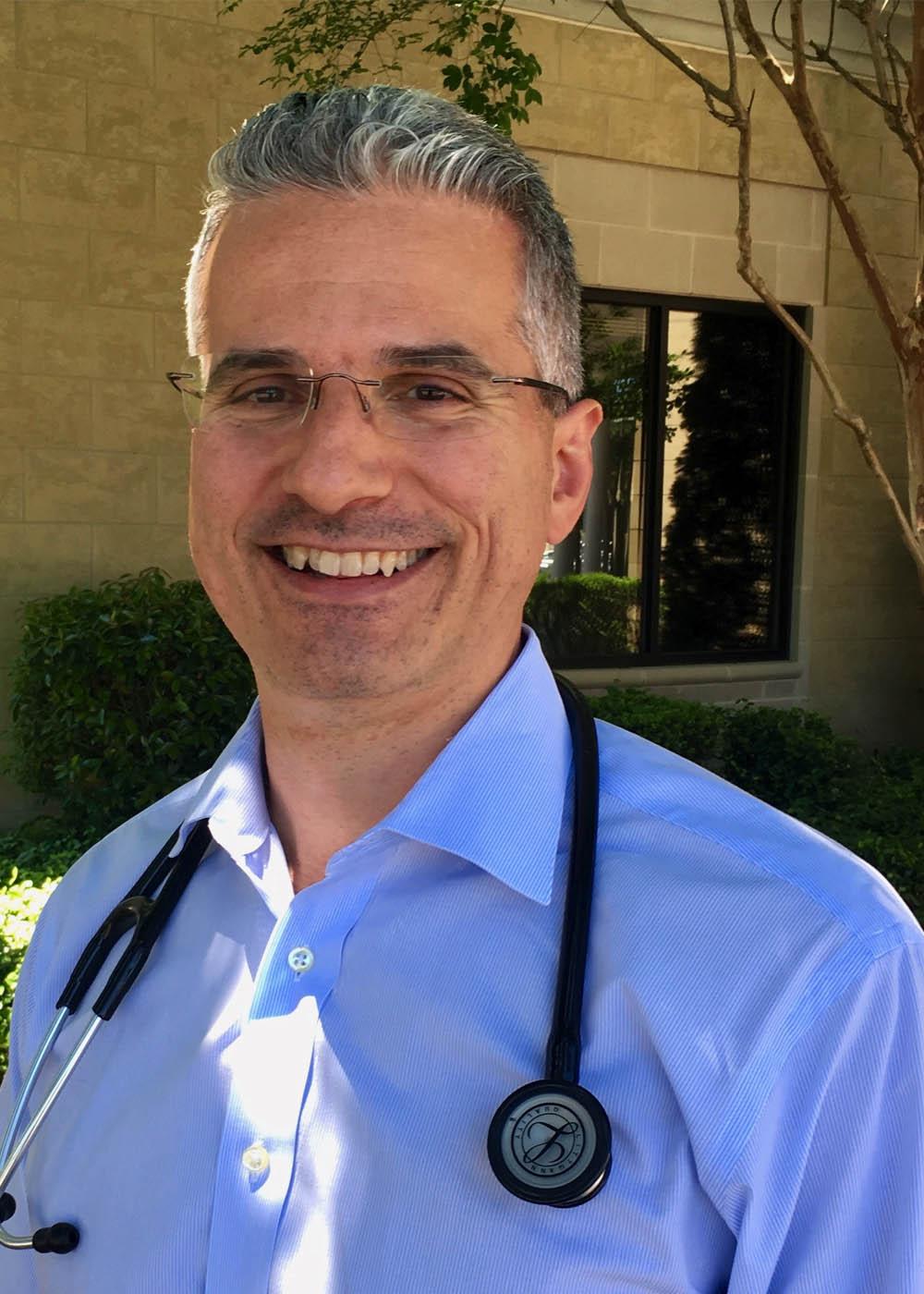 Dr. Dino P. Kanelos, M.D.